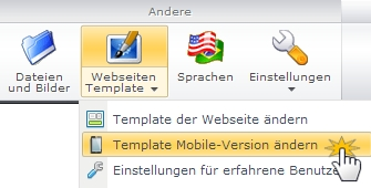 Wählen Sie Für Ihre Website Ein Mobile Template Aus Webnode Blog