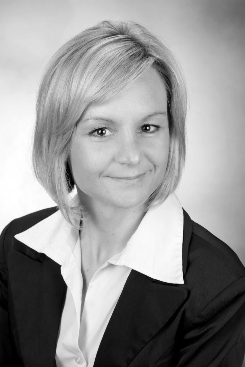 Nicole Homberger, Inhaberin von MyOfficeMaker, dem Büroservice in Köln.
