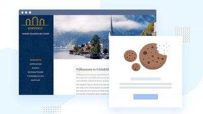 Cookies auf Ihrer Website